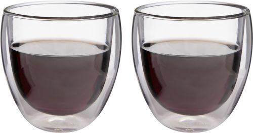 Set de vasos de vidrio