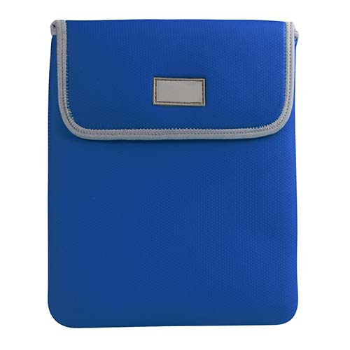 FUNDA PARA TABLET COLETTE COLOR AZUL