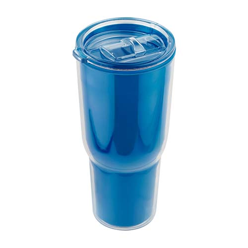 VASO AOBA COLOR AZUL